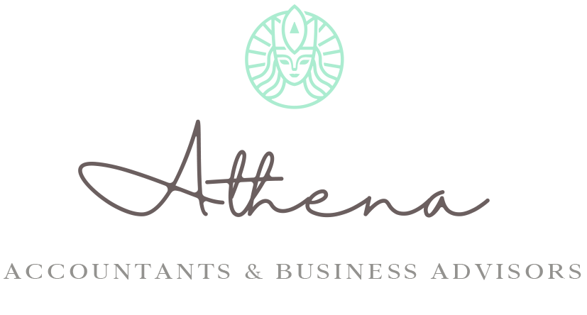Accountant Wantage - Athena Accountants and Business Advisors Wantage Oxfordshire Logo 2020